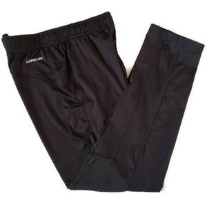 Karbon men's athletic activewear pants black small
